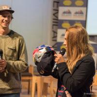 (da sx): Markus Eder e Arianna Tricomi