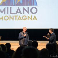 """(da sx): Guido Perrini e Francesco Bertolini, durante la presentazione del film """"20"""", in anteprima mondiale."""