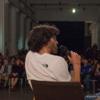 Hansjörg Auer. Milano Montagna Festival & Fuori Festival 2018