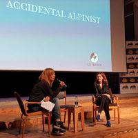 (da sx): Stefania Danzi e Masha Gordon.