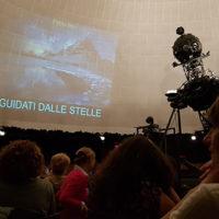 """""""Guidati dalle stelle"""" a cura di Fabio Peri. Serata al Civico Planetario Ulrico Hoepli"""