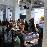 Sustainable Outdoor Days a BASE | Durante il progetto educational, alcuni studenti visitano il Freeride Ski Museum