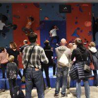 Sustainable Outdoor Days a BASE | Parete di arrampicata boulder aperta al pubblico e realizzata in collaborazione con Vibram, Manga Climbing e FASI