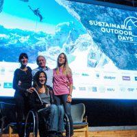 Sustainable Outdoor Days a BASE | Krzysztof Wielicki con Lola Delnevo, Federica Mingolla & Anna Torretta