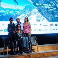 Sustainable Outdoor Days at BASE | Krzysztof Wielicki with Lola Delnevo, Federica Mingolla & Anna Torretta